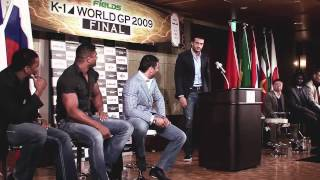 OFFICIAL Badr Hari Documentary 2015