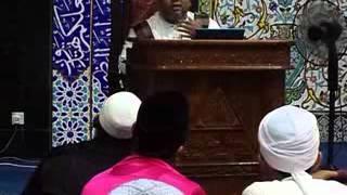 Ustaz Amran   Nyanyi Lagu Jamal Abdillah (mati Hidup Semula)   Part 17