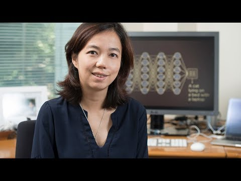 Title: Fei-Fei Li, Professor at Stanford University & Chief Technologist at Google Cloud | MAKERS