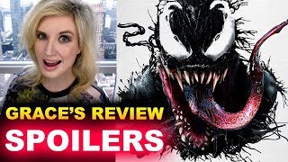 Venom SPOILER Review