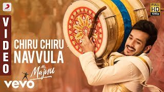 Chiru Chiru Navvula Song Lyrics from Mr Majnu - Akhil Akkineni