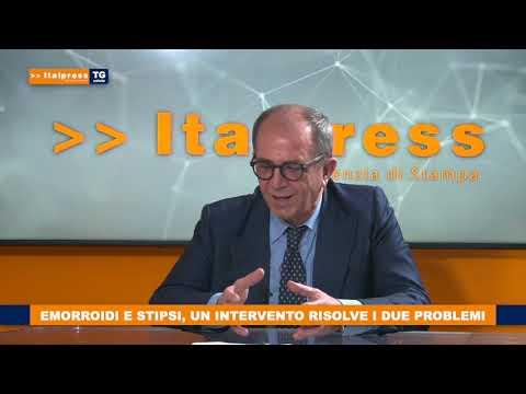 EDIZIONE GIORNALIERA TG SALUTE ITALPRESS