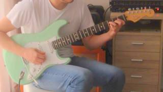 MATTER OF FEELING DURAN DURAN GUITAR COVER ANDY30
