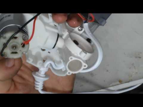 ремонт ирригатора flycat fc168 (простая неисправность)