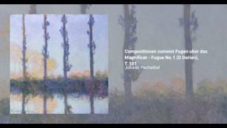 Compositionen zumeist Fugen uber das Magnificat