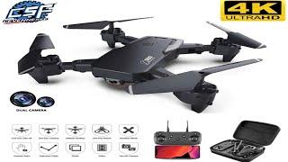 2021 NEW Drone 4k profession HD Wide Angle Camera 1080P WiFi Fpv Drone Dual Camera 2021