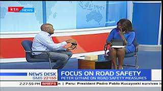 Peter Githae-Founder, Road wise solutions: Road Safety