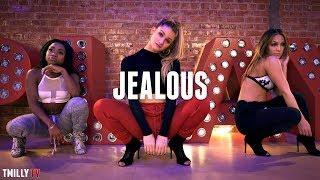 Kehlani   Jealous   Choreography By Delaney Glazer   #TMillyTV