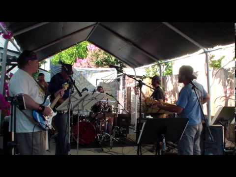 Napa Porchfest 2013