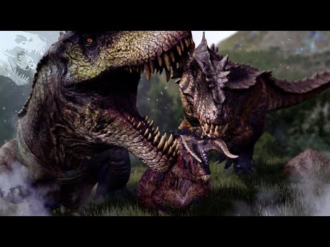 SIGNS OF AN APOCALYPSE. - The Isle - TYPE-H Carno, Giga & Rex Wipe Entire Server! - Hypo Gameplay
