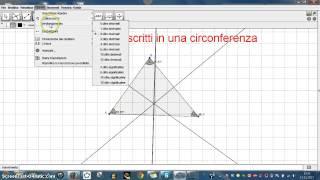 Triangoli inscritti