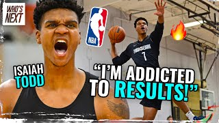 What it's Like To Be A G League Ignite Player! Isaiah Todd Has ALL The Secrets 😱