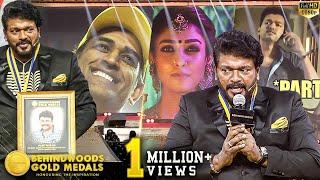 Vijay's Oththa Seruppu MEME and Parthiban's Oththa Vari Kavithai for Dhoni & Nayantara! Fun! Genius!
