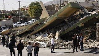 Число жертв землетрясения в Иране превысило 400 (новости)