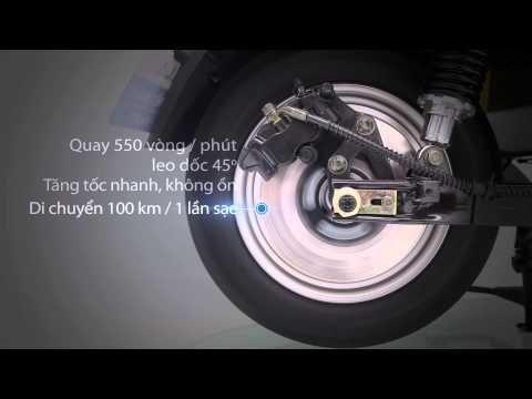 Đánh giá xe máy điện Diadema