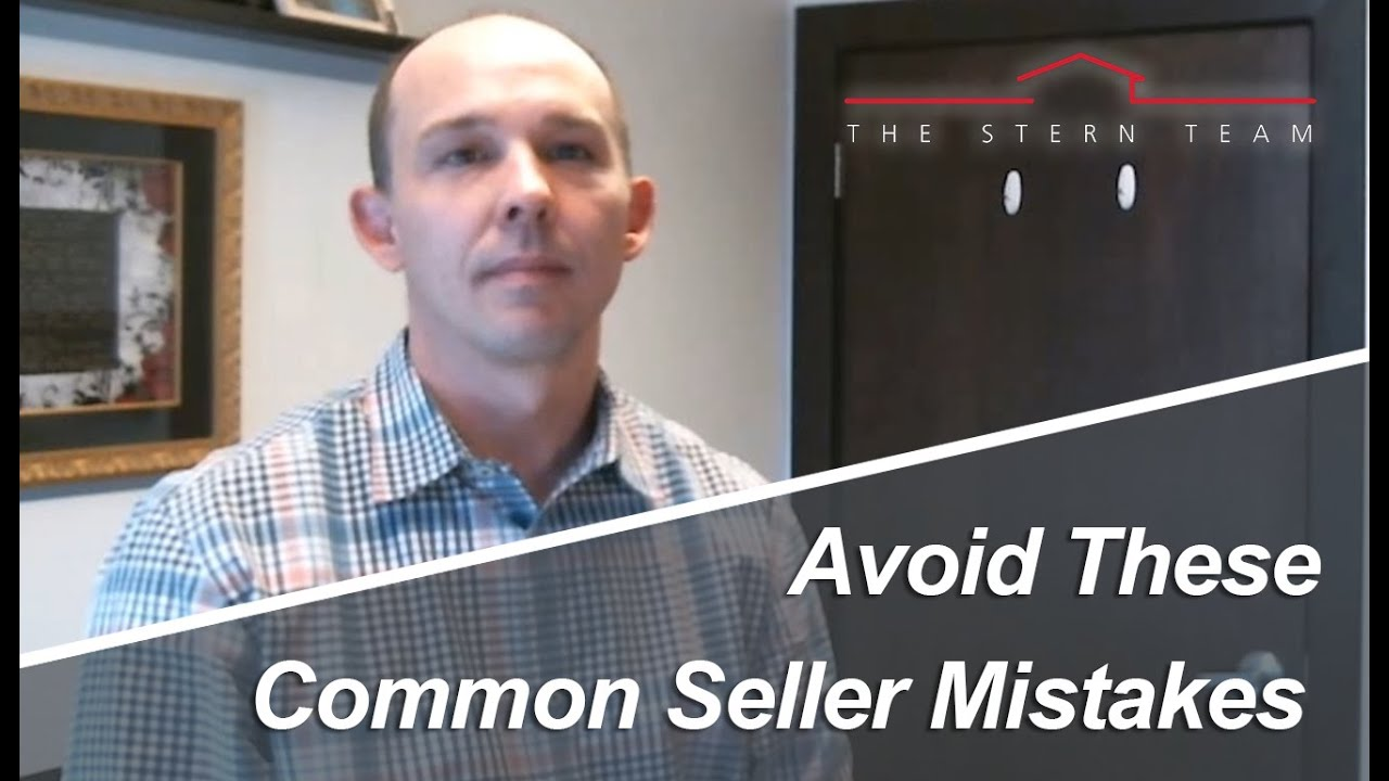 7 Deadly Mistakes for Salt Lake County Home Sellers