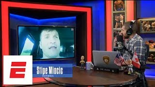 [FULL] Stipe Miocic demands rematch with Daniel Cormier | The Ariel Helwani MMA Show | ESPN