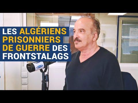 [Book Club] Les algériens prisonniers de guerre des frontstalags - Akli Tadjer