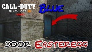 BLUE DOOR EASTEREGG - Kino Der Toten Call Of Duty: Black Ops 3