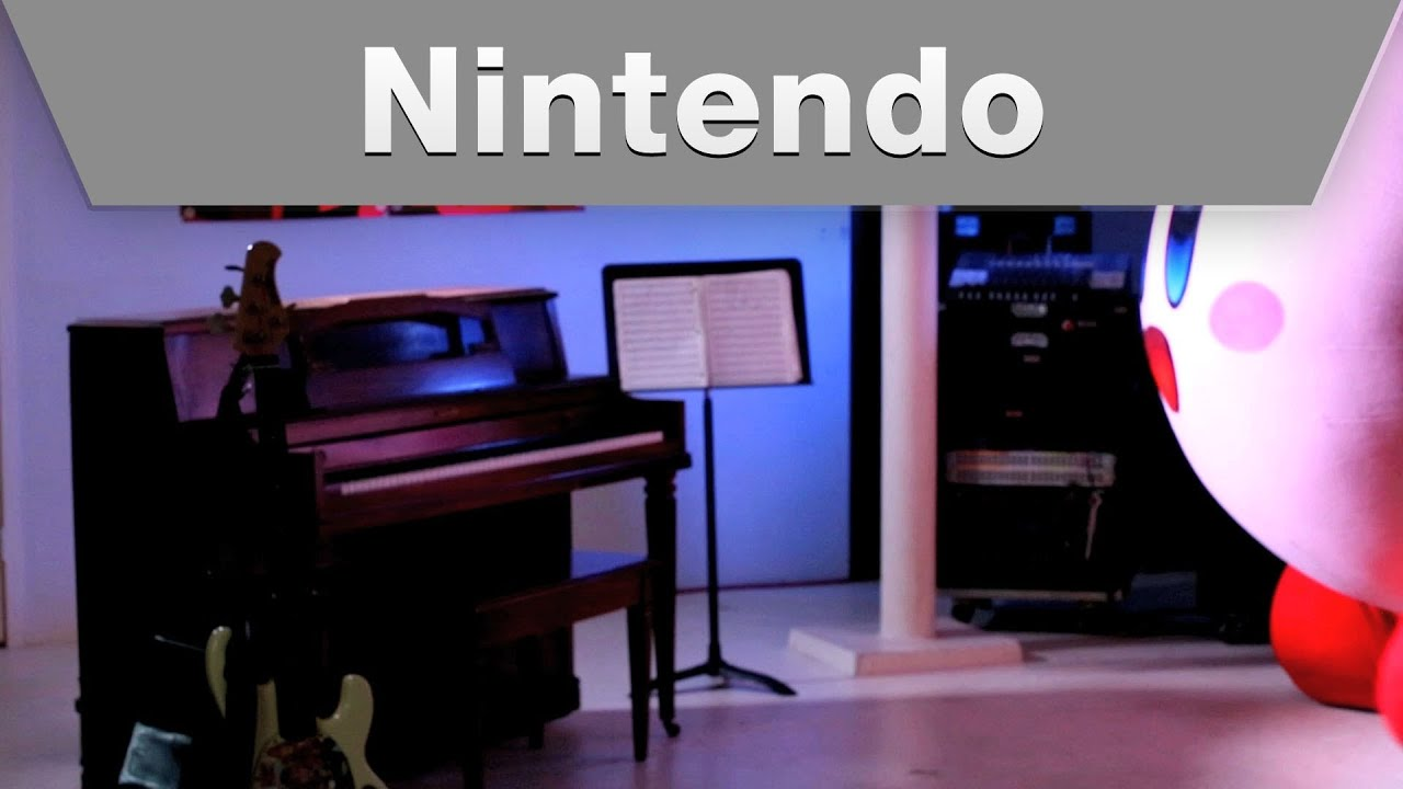Turns Out Kirby Is Not Very Good At Playing Piano