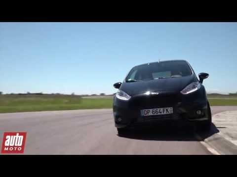 2015 Ford Fiesta ST : jeux de jambes - [Dossier spécial GTI]