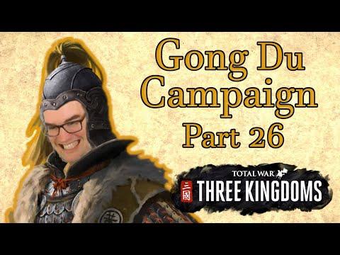 Barb plays Three Kingdoms Total War: Yellow Turbans Campaign Part 26