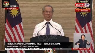 Perutusan Khas Perdana Menteri 25 Mac 2020