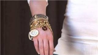 Fashion Accessories : How To Wear Bracelets