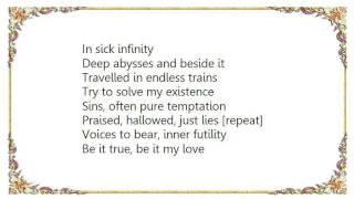 Evereve - Prologue The Bride Wears Black Lyrics