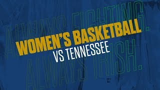 @ndwbb | Highlights vs. Tennessee (2019)