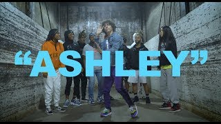 """Ashley"" - Stunna 4 Vegas ft. Da Baby | @THEFUTUREKINGZ + Gang (Dance Video)"