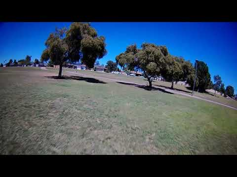 Mobula7 HD Whoop - FPV 1st Flight Caddx ND16 Filter