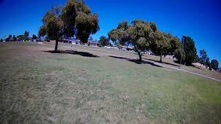 Mobula7 HD - FPV 1st Flight Caddx ND16 Filter