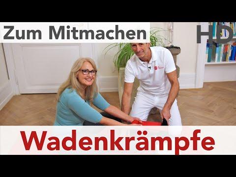 Video, wie warikos der Beine zu behandeln