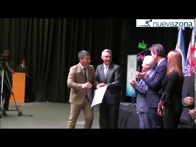 Tavi Zavallo proclamado diputado