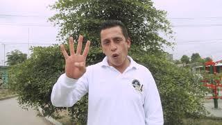 Eduardo Palacios candidato para Asambleísta Nacional.