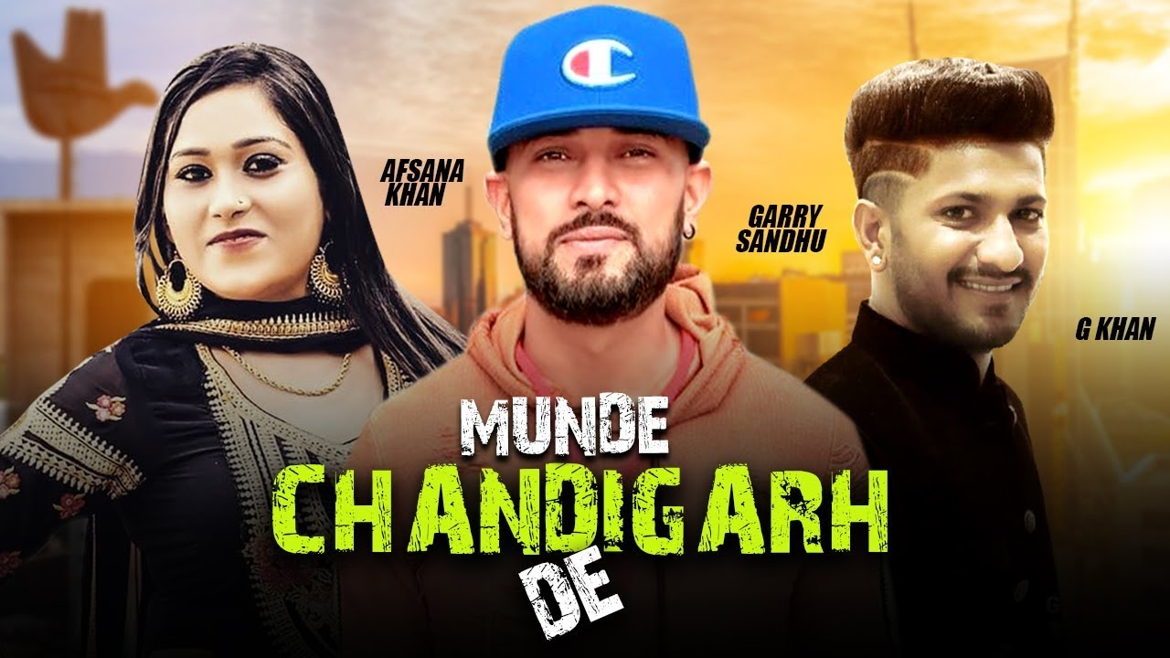 Munde Chandigarh De Mp3 Song Download by  Garry Sandhu