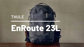 Thule EnRoute (23L) Backpack Review - Great Tech / Work Bag!