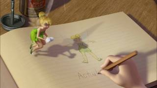 How To Believe - Tinker Bell and the Great Fairy Rescue
