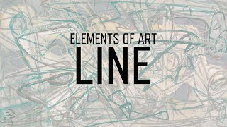 Elements of Art: Line | KQED Arts