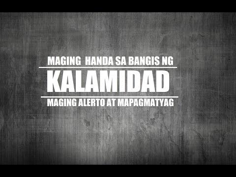 Buhay na mga kondisyon para sa mga taong nabubuhay sa kalinga