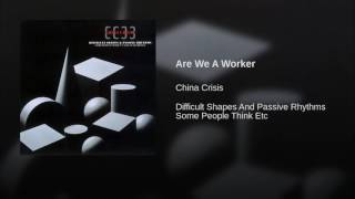 Are We A Worker