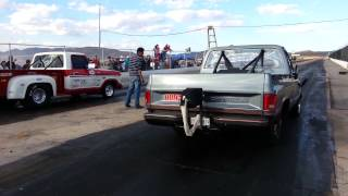 Chevrolet Hunter superCharged  VS Ford 79 big turbo