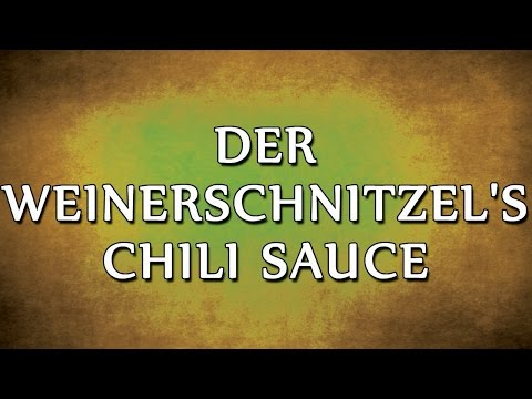 Der Weinerschnitzel's Chili Sauce | RECIPES | EASY TO LEARN