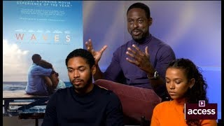 Access Entertainment interviews Sterling K. Brown and the cast of Waves