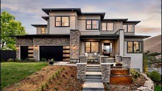 TOLL BROTHERS - LEHI | FRIBERG MODEL | MOVIE THEATRE | 6379 sq. | 6 BED | 5 BATH | $750K