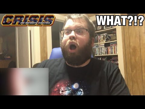 "The Flash 6x9 ""Crisis on Infinite Earths: Part Three"" Reaction/Review!!! (WHAT?!?! OMFG!!!)"