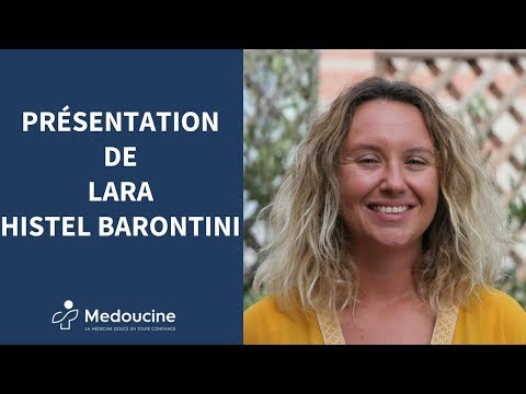 Comment se déroule une séance avec vous? Lara Histel Barontini