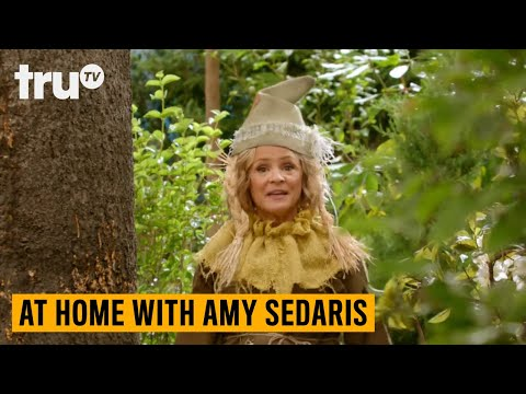 At Home with Amy Sedaris - Amy's Great Outdoors | truTV