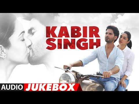 FULL ALBUM: Kabir Singh | Shahid Kapoor, Kiara Advani | Sandeep Reddy Vanga | Audio Jukebox